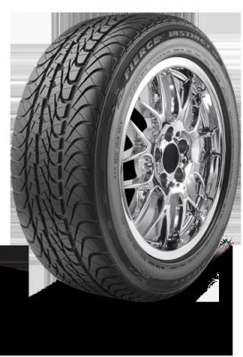 Fierce Instinct VR Tires